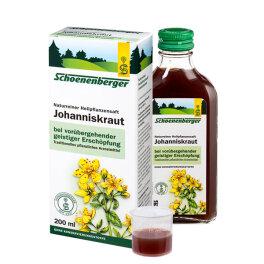 Schoenenberger® Johanniskraut-Saft 200ml
