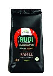 Herbaria Kaffee Rudi entkoffeiniert gemahle 250g