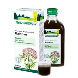 Schoenenberger® Baldrian-Saft 200ml