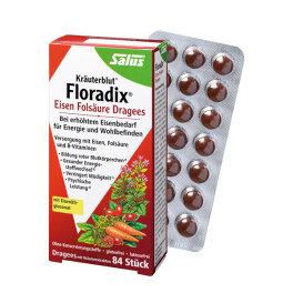 Floradix® Kräuterblut Dragees 47g