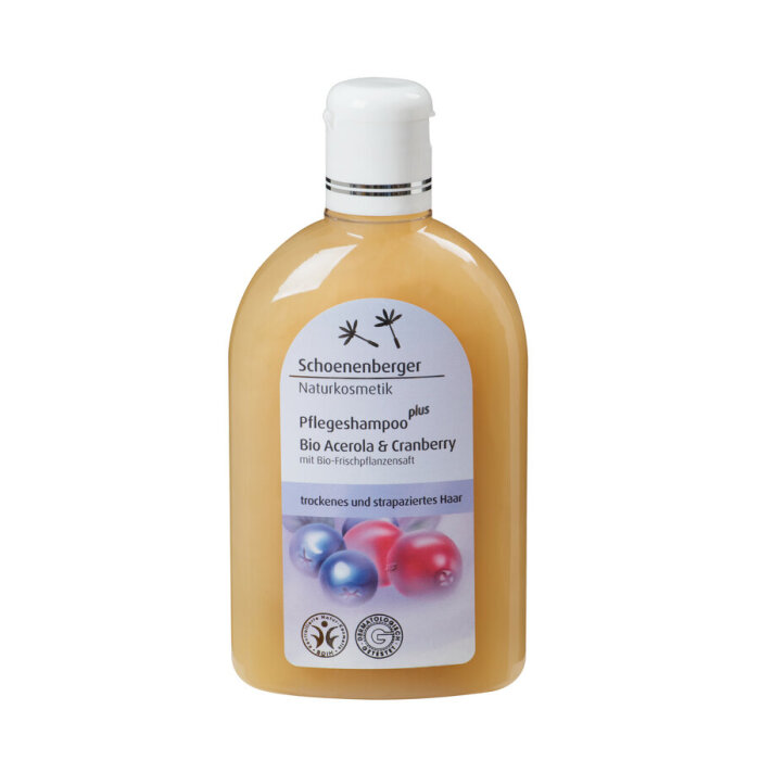 Schoenenberger® Shampoo plus Acerola&Cranberry 250ml