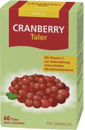 Dr. Grandel Cranberry Taler
