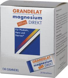 Dr. Grandel Grandelat Magnesium 400 dir.