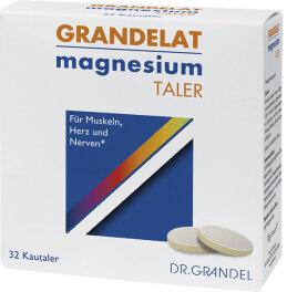 Dr. Grandel Grandel Magnesium Kautaler