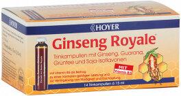 Hoyer Ginseng Royale Kur 210ml