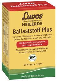 Luvos Ballaststoff Plus 60 Kapseln