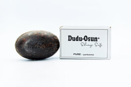 Dudu-Osun Schwarze Seife pure 150g
