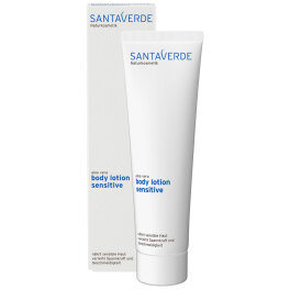 Santaverde Body Lotion sensitive 150ml