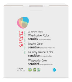 Sonett Waschpulver Color sensitiv 10kg