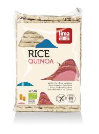 Lima Reiswaffeln mit Quinoa 130g