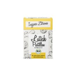 Aries Ingwer-Zitrone Lutschpast. 30g