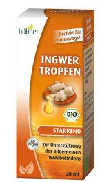 Hübner Ingwer Tropfen 20ml