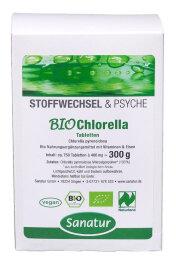 Sanatur BioChlorella Tabletten 300g