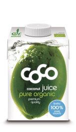 Dr. Antonio Martins Bio Coco Juice Pure Coconut 500ml