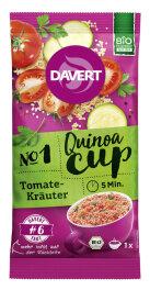 Davert Quinoa-Cup Tomate-Kräuter 65g