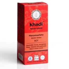 Khadi Haarfarbe Reines Henna Rot 100g