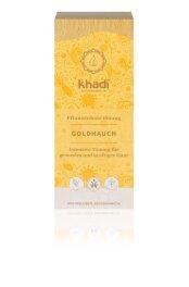 Khadi Haarfarbe Goldhauch 100g