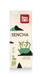 Lima Bio Sencha Green Tea lose 75g