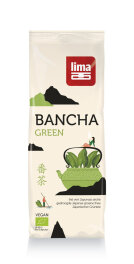 Lima Bio Green Bancha Tea lose 100g