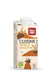 Lima Bio Dinkel Cuisine 200ml