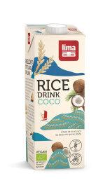 Lima Bio Reis Drink Coco 1l