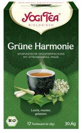Yogi Tea Grüne Harmonie