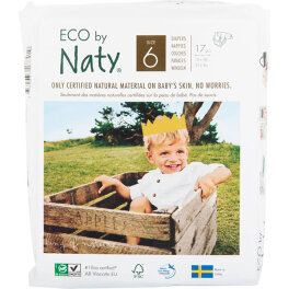 Eco by Naty Eco Windel Gr. 6 16+ kg