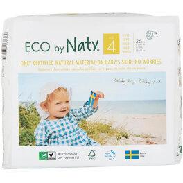 Eco by Naty Eco Windel Gr. 4 7-18 kg