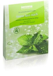 sensena Naturkosmetik Badekissen Stress lass nach 60g
