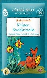 Lüttes Welt Badekristalle Beste Freunde 80g