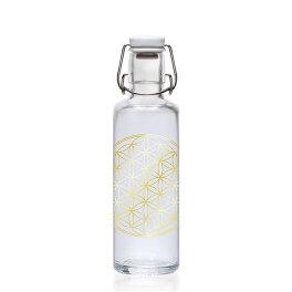 Soulbottle Bottle Flower of Life 0,6l