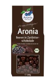 Aronia Original Aroniabeeren in Zartschokolade 200 g