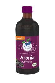 Aronia Original 100% Saft demeter 0,35l