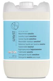 Sonett Flüssigwaschmittel sensitiv 20l