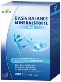 Hübner Basis Balance Mineralstoffe 800g