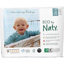 Eco by Naty Eco Windelh. Gr. 4 8-15 kg