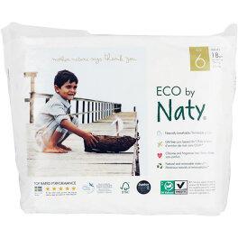 Eco by Naty Eco Windelhöschen Gr. 6 16+ kg