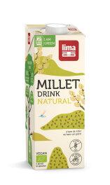 Lima Bio Hirse Drink 1l