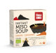 Lima Bio Instant Miso Soup Ingwer 60g