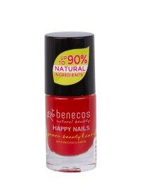 Benecos Nail Polish vintage red 5ml