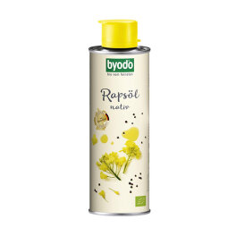 Byodo Bio Rapsöl nativ 250ml