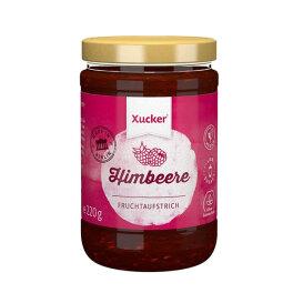 Xucker Himbeere Fruchtaufstrich mit Xylit 220g