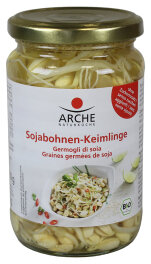Arche Naturküche Sojabohnen-Keimlinge 330g
