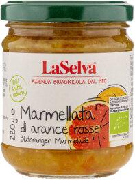 LaSelva Blutorangen Marmelade 220g