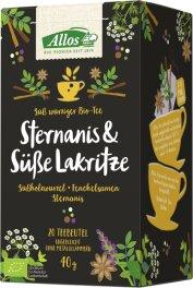 Allos Sternanis & süße Lakritze...