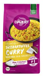 Davert Süßkartoffel Curry 170g
