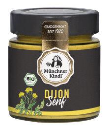 Münchner Kindl Dijon Senf 125ml Bio