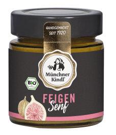 Münchner Kindl Feigen Senf 125ml Bio