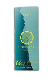 Chocqlate Bio Virgin Schokolade Kokos 70g