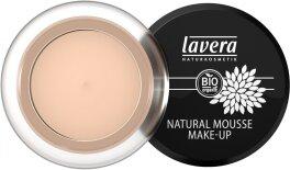 Lavera Natural Mousse Make up -Ivory 01- 15g